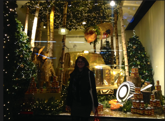 Paddington Bear Selfridges window display was amazing